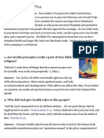 God's Free Health Plan | Amazing Facts