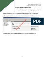 _Part 40 - Upgrade Server 2008 - Windows Power Shell