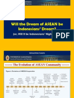 Will ASEANs Dream Be the Dream of Us (Graph)