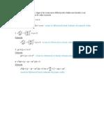 Orden Grado Linealidad y Verificacion de Soluciones