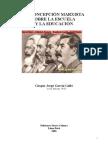 LA+CONCEPCION+MARXISTA+SOBRE+LA+ESCUELA+Y+LA+EDUCACION