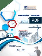 TA N°4TRANSPORTE Y TRANSITO FINAL DE FINAL 2014