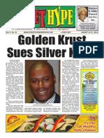 Street Hype Newspaper - August 19-31,2014