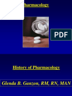 1. Basics of Pharmacology