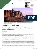 2009 the Holy City of Varanasi (Smithsonian)