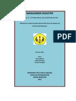 Manajemen Disaster Ka