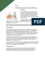La Comunicación Interpersonal en La Relación Enfermera Paciente