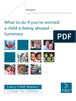Child Abuse Guide