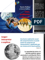 Problemas y Dilemas en La Caracterización de La TP y La CP