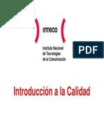 Is-TEOR-InT01 Introduccion a La Calidad v1 01
