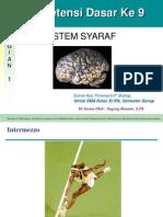 Presentasi Sistem Syaraf 1