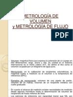 Metrología de Volumen