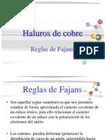 Expocision Seminario Inicail Reglasde Fajans y Haluros