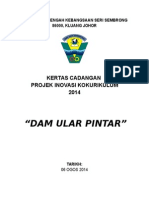 Kertas Cadangan Projek Inovasi Dam Ular Pintar2