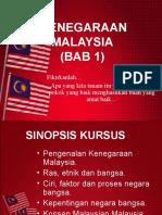 bab 1 - kenegaraan malaysia