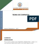 Teoria de Contratos
