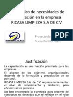 Detección de necesidades de capacitación en la empresa.pptx