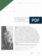 Arturo de La Pava Ossa - El Deseo Del Hombre Es El Infierno o La Etica Del Malestar