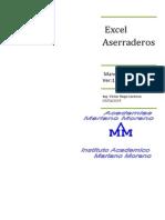 Excel Aserraderos-Manual Reducido