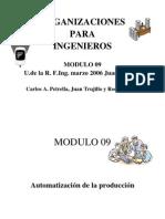 Automatizacion ( Control I )