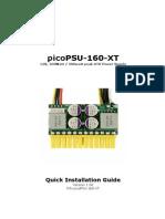 Pwr Picopsu 160 Xt Manual
