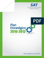 Plan Estategico de La SAT