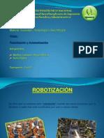 Expo Sociedad Robotizacion y Automatizacion