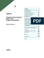 PCS 7 - Configuration Manual Engineering System