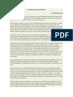 German Garcia - Conferencias Porteñas