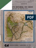 Estudio de Factibilidad CACHI