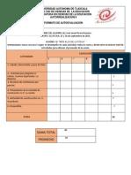 Formato Autoevaluación 5 y 6 de 15