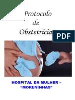 Protocolos Obstetrícia