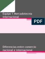Clase Mercadotecnia Int.