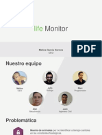Pitch Lifemonitor