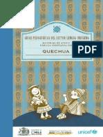 Guia Pedag SLI Quechua CHILE