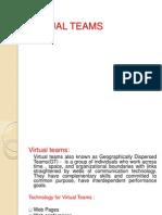 Virtual Teams-7 Unit