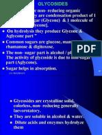 Glycosides Presentation