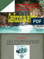 Clasificacion de Las Rocas Jorge
