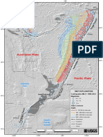 Australia Plate Tectonic Map - USGS