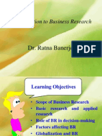 1 Introduction to Business Research