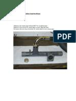 Modificacion Linea X1 (Linea Martillo) EC 290B