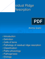 Residual Ridge Resorpion With Management