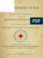 1864 Geneva Convention - For the Amelioration of the Condition of Wounded Soldiers of Armies in the Field