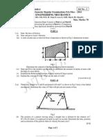 engineering mechanics march 2014r13
