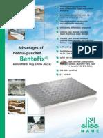 Advantages of Bentofix