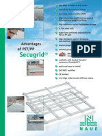 Advantages of PET-PP Secugrid