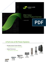 01_ Eltek Valere Telecom Products, Jan 2010.pdf