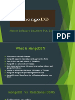 MangoDB - Web Development