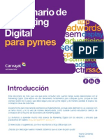 Diccionario Marketing
