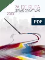 MRT Industrias Creativas 2013